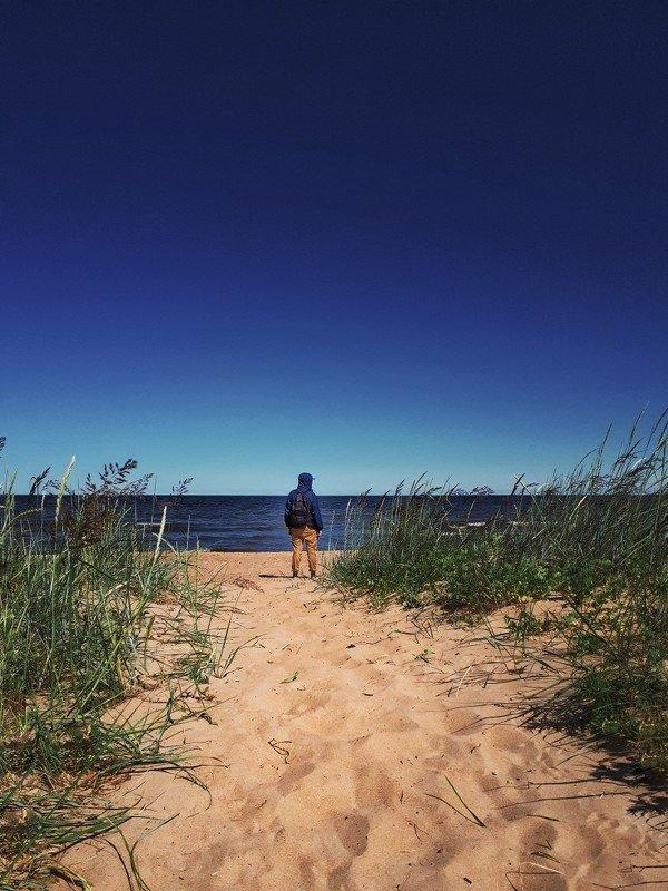 Голубое озероphoto preview