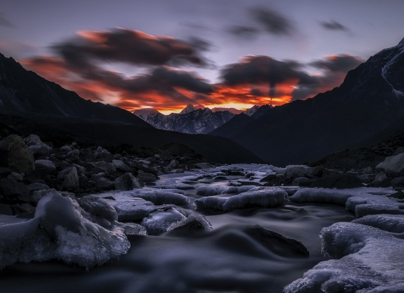 @nature @landscape @mountains @himalaya Chukhungphoto preview