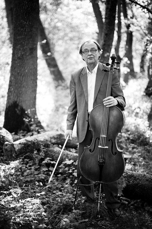 Портрет крутого виоланчелиста !photo preview