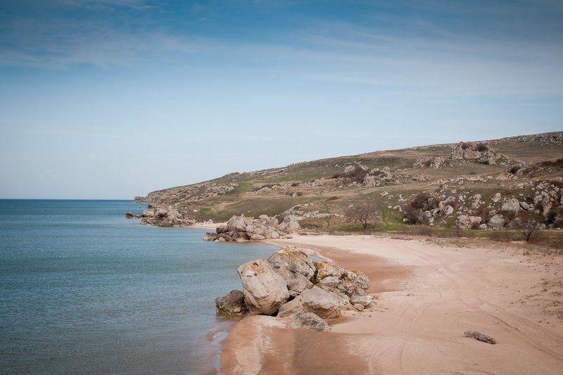 Азовское побережье Крымаphoto preview