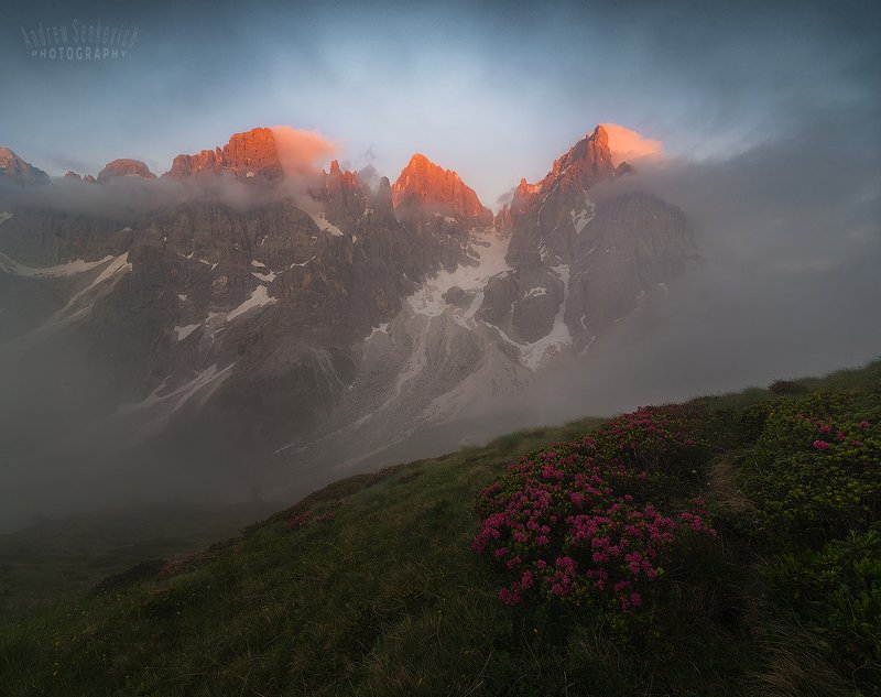 доломиты, dolomiti ~ The Final Chord ~photo preview