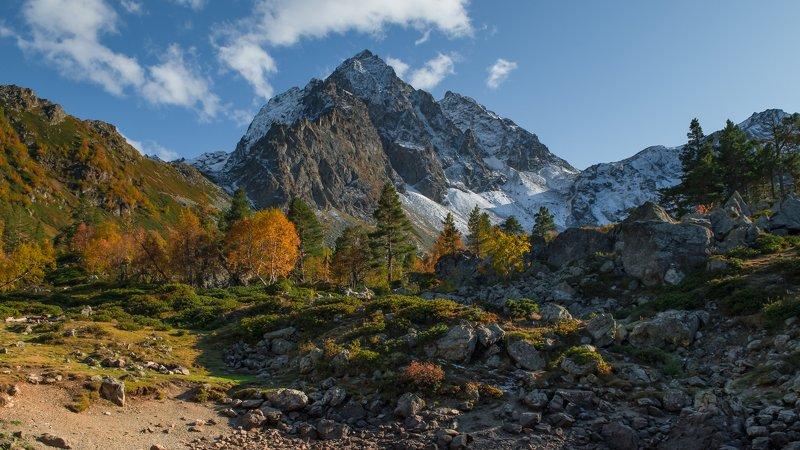 архыз, золотая, осень, горы Архызphoto preview