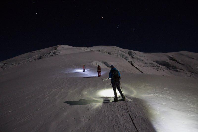 монблан, восхождение, альпы, горы, гора, montblanc, summit, alps, альпинизм Восхождение photo preview
