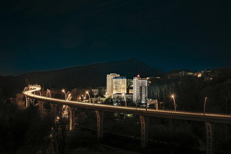 сочи, sochi, longexporse, mountains, highway highwayphoto preview