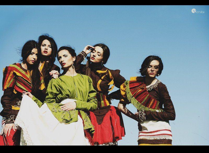 украинские, девочки photo preview