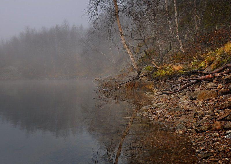 осень, озеро ***photo preview
