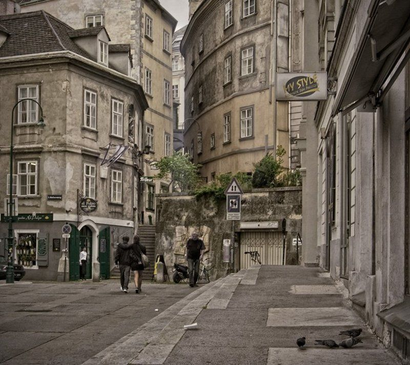 бумажка, улица, люди бумажкаphoto preview