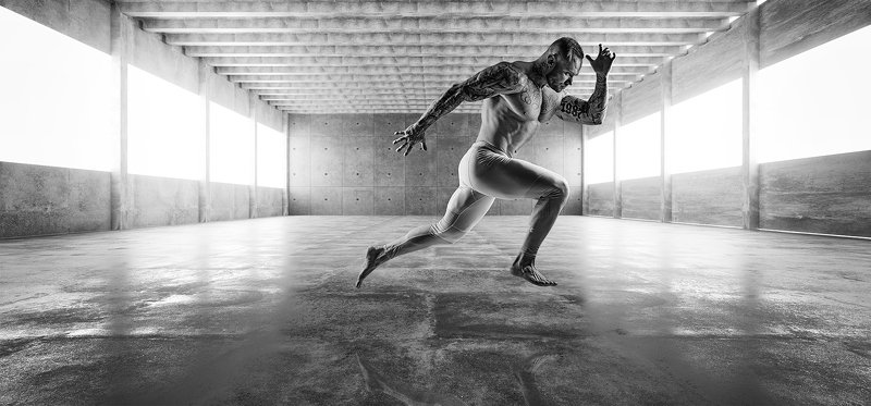 спорт, бегун, бег, атлет, бодибилдинг, body, sexy, fitness RUNphoto preview