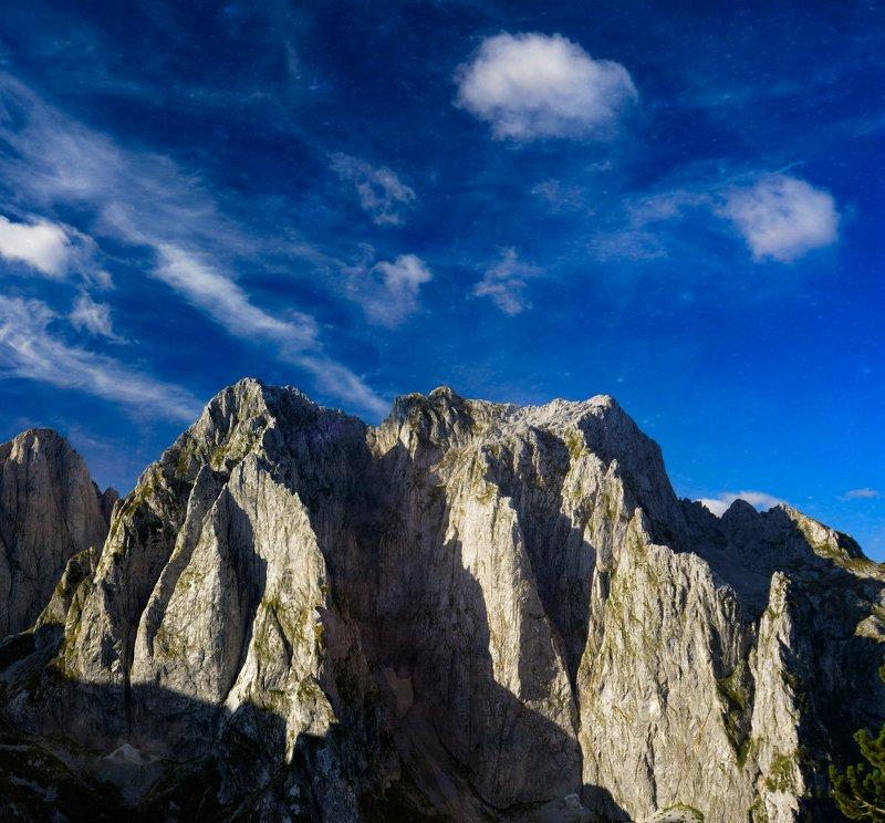 montenegro, mountains photo preview