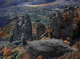 Луноходная площадка на Демерджи