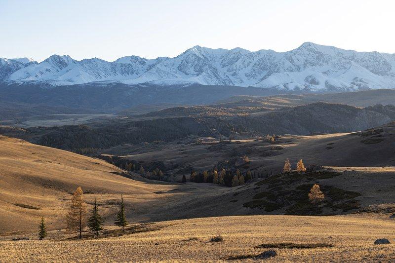У подножия Северо-Чуйскогоphoto preview