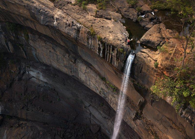 лаос, азия, водопад, laos, asia, waterfall Про Лаосphoto preview