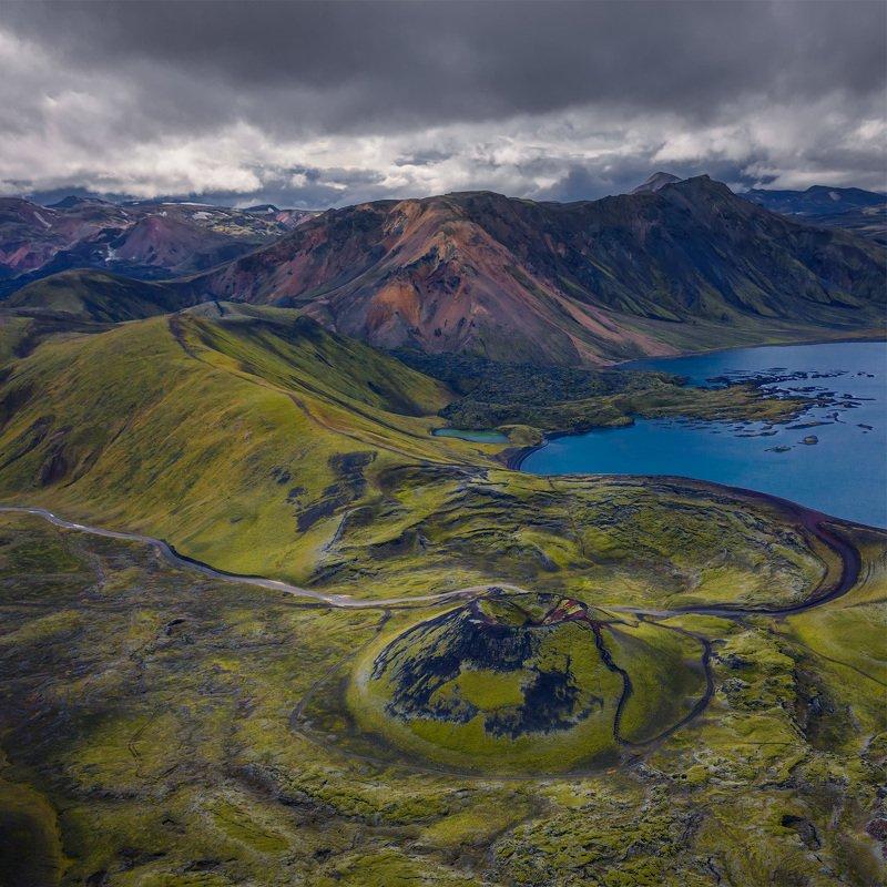 islandia, iceland, исландия, landmannalaugar, ландманналаугар Узоры планеты Земля.photo preview