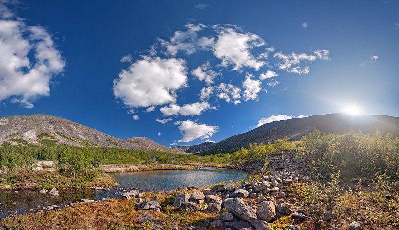 долина речки рисйок, хибины Долина речки Рисйок. Хибиныphoto preview