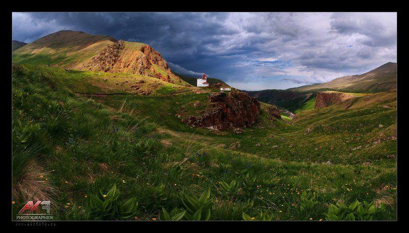кавказ, джилысу Кавказ. Джилы-суphoto preview