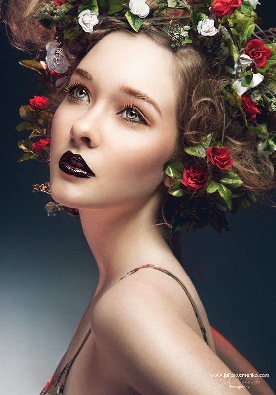 beauty, portrait, beautiful Летняяphoto preview