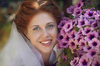 В лицах ... Невеста ...