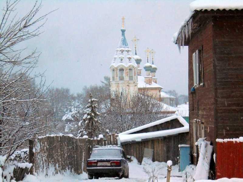 Провинциальная зима...photo preview