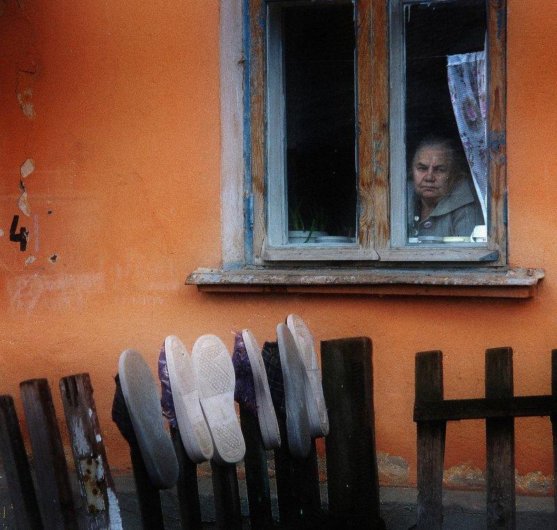 город,двор,дома,старый,уютный,окно Дворик,которого уже нет 4photo preview