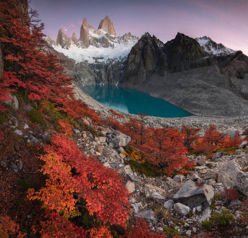 патагония, фицрой, patagonia, fitzroy Осенний хоровод лагуны Suciaphoto preview