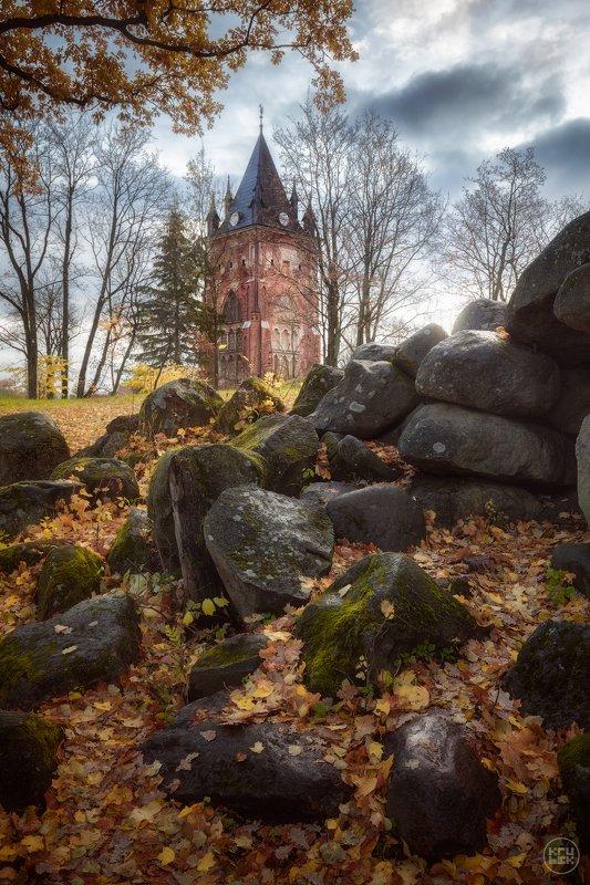 пушкин, осень, шапель Осенняя Шапельphoto preview
