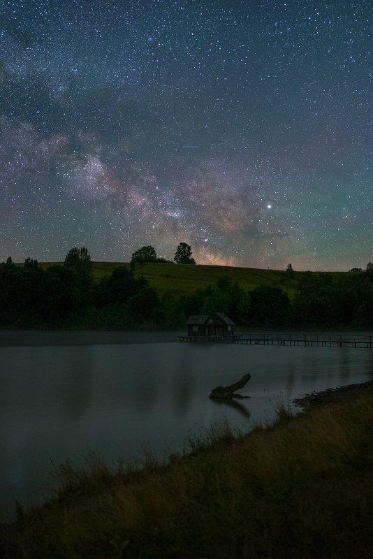 Ночь у озераphoto preview