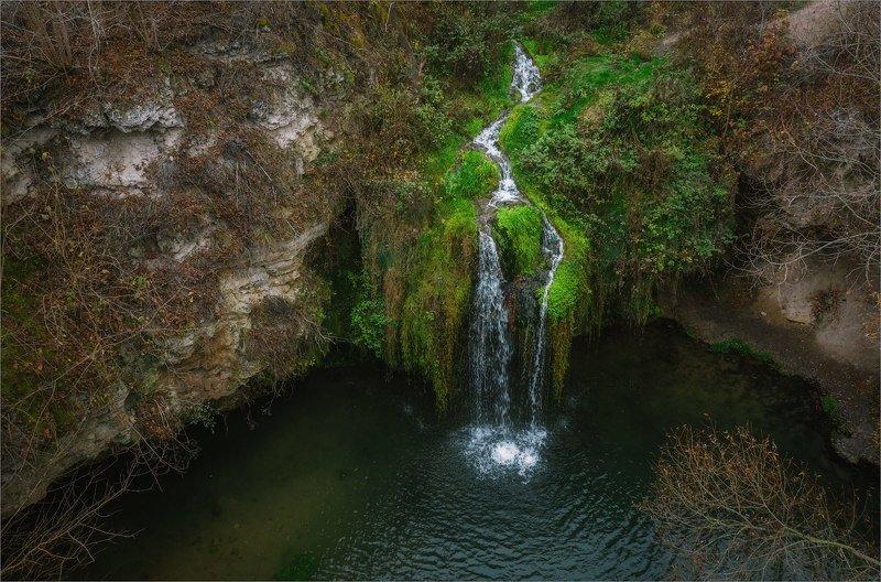 Водопад \
