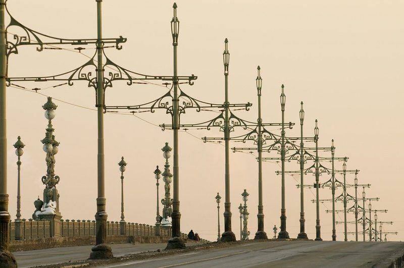 мост, троицкий, петербург Ритмы модернаphoto preview