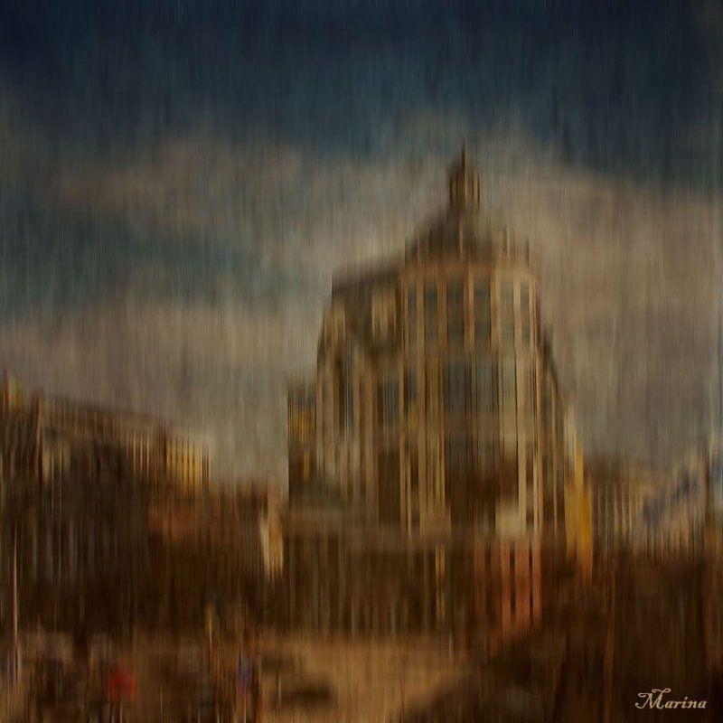 Городской миражphoto preview