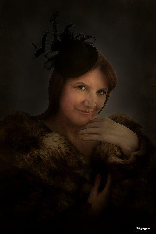 Классический портретphoto preview