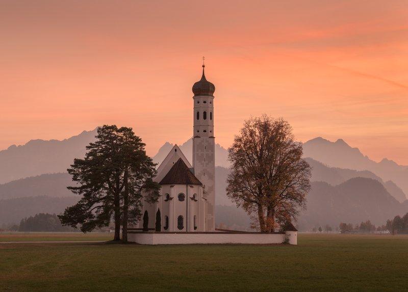 бавария, германия, альпы Сокровище Баварииphoto preview