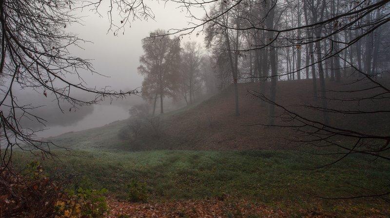 Октябрь, Тригорское, Псковская обл. Вот холм лесистый...photo preview