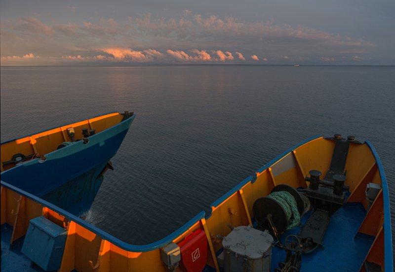Штиль на Белом мореphoto preview