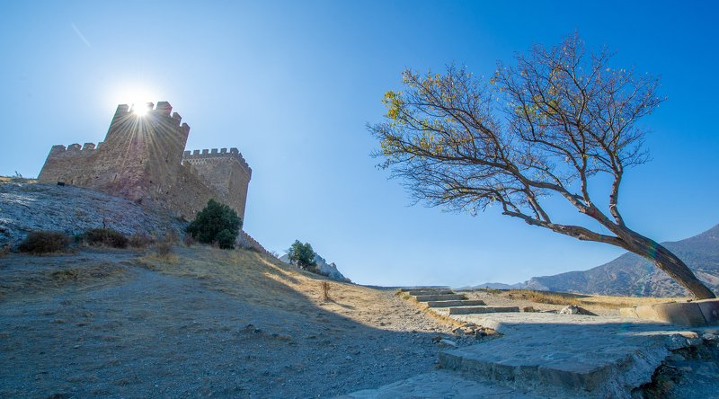 Судак крепость Судакphoto preview