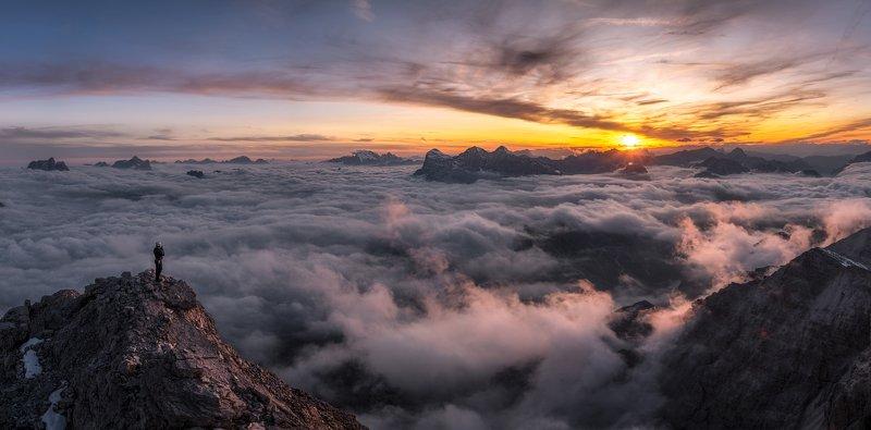 @landscape @mountains @sunrise @dolomites @photography Dolomitesphoto preview