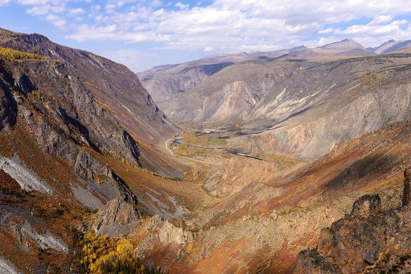 Долина реки Чулышман...photo preview