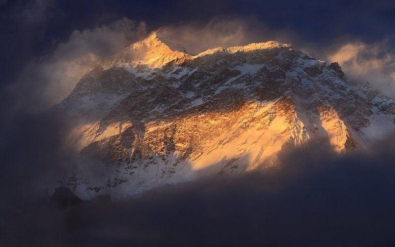 непал, гималаи, макалу Макалу (8463 м)photo preview