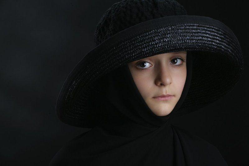 софия руснак, девочка, ребенок, шляпа * * *photo preview