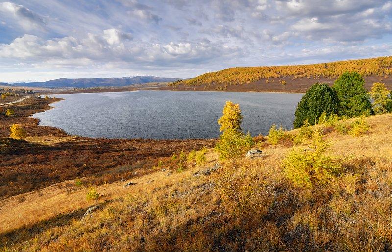 Озеро Узункельphoto preview