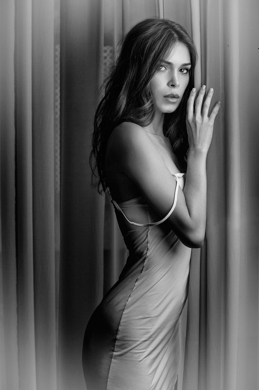 blank and white, sensuality, The sensual...photo preview