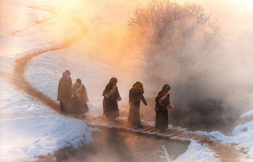 Misty 雾中行