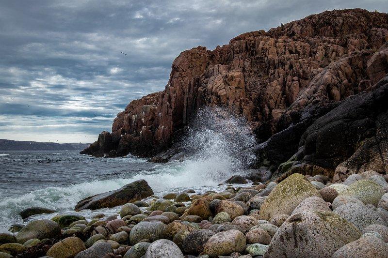Баренцево море. Мурманская областьphoto preview