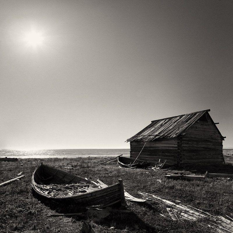 у, самого, белого, моря... У самого Белого моря...photo preview