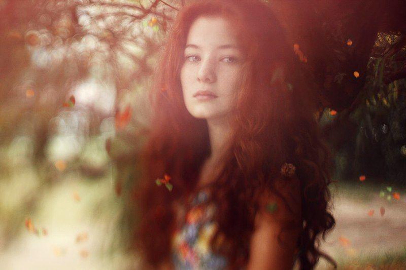portrait,girl,toning,hair,cute,beauty,портрет,девушка,пленэр,природа Polinaphoto preview