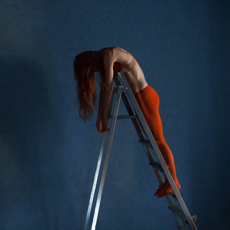 Оранжевый и синийphoto preview