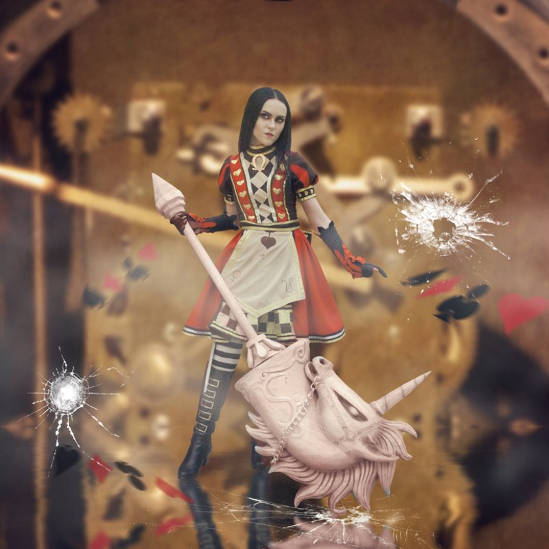 American McGee's Alicephoto preview
