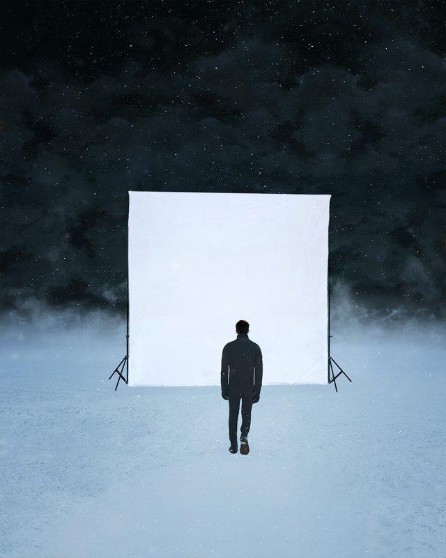 conceptual photography, conceptual, conceptualism winter timephoto preview