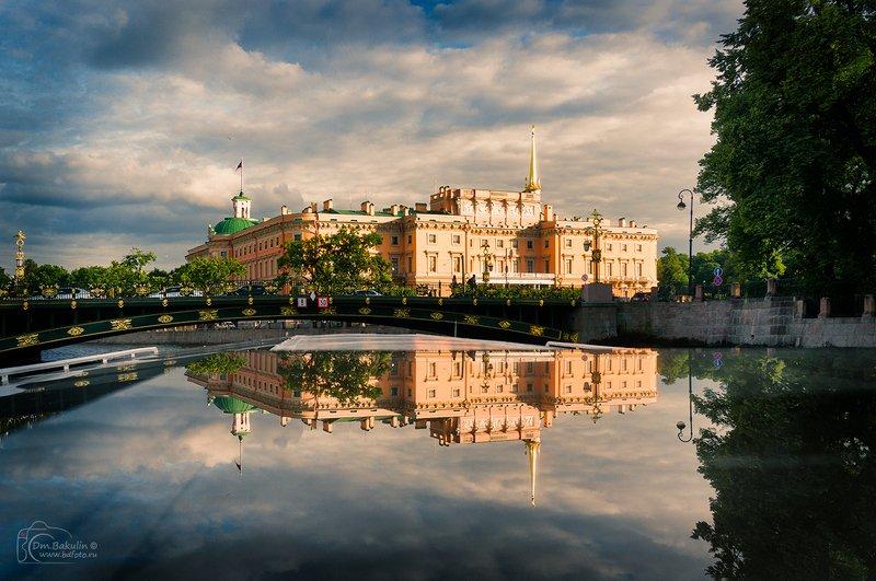 петербург Михайловский замокphoto preview