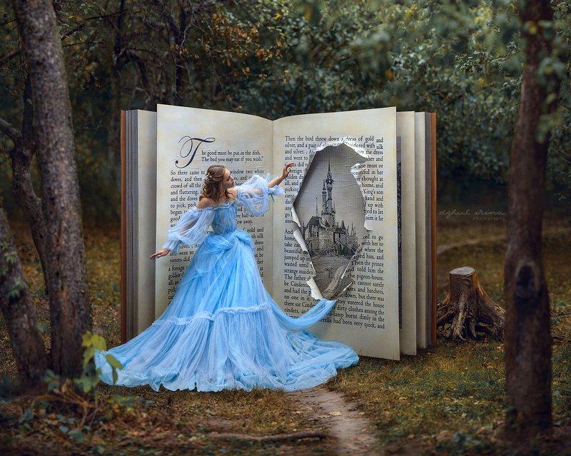 portreit people girl woman irinadzhul dzhulirina forest cinderella Cinderellaphoto preview