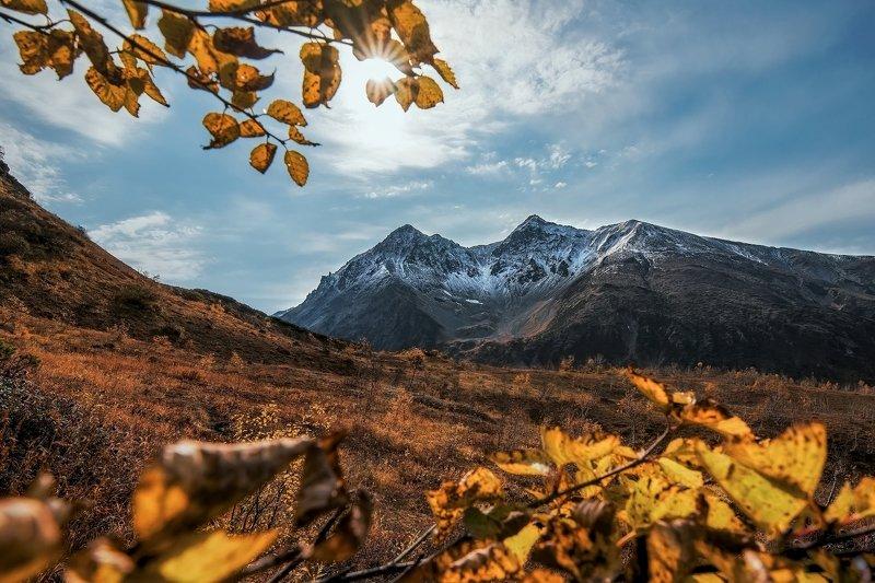 камчатка, kamchatka Горный массив Вачкажец Камчаткаphoto preview